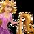 Rapunzel DHBM