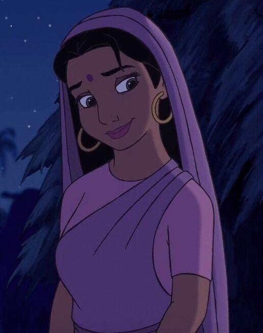 Shanti S Mother Disney Wiki Fandom Powered By Wikia