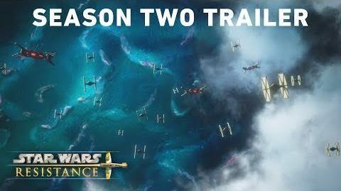 Star Wars Resistance Season 2 - Trailer (Official)
