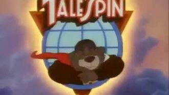 Tale Spin (Super Baloo) - Polish intro -REMASTERED-