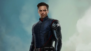 The Falcon and the Winter Soldier - Concept Art - Bucky Barnes