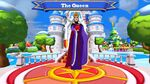 The Queen Disney Magic Kingdoms Welcome Screen