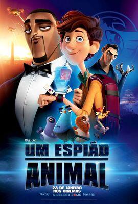 Um Espião Animal - Poster Nacional 03