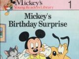 Mickey's Young Readers Library