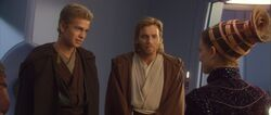 Anakin and Obi-Wan AOTC 1
