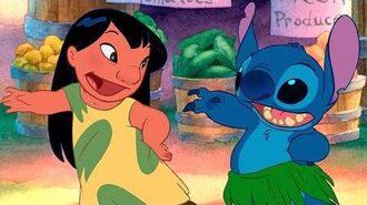 Annette Funicello - Pineapple Princess -Lilo & Stitch 2- Stitch Has a Glitch Soundtrack-