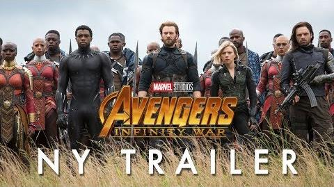 Avengers Infinity War – NEW TRAILER - Official DK Marvel HD