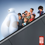 Big Hero 6 - Only one week to shop