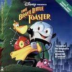 Brave Little Toaster Laserdisc