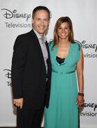 Chad Lowe Kim Painter Disney ABC TV Group