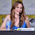 Danielle Panabaker SDCC