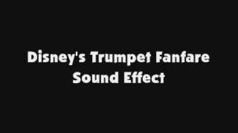 Disney's Trumpet Fanfare SFX