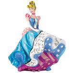 Enesco Disney by Britto Cinderella 65th Anniversary Figurine
