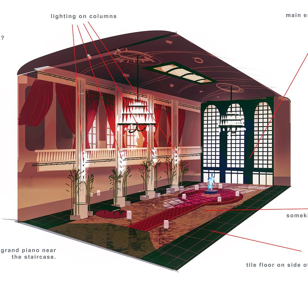 Image Freds BroTillion Concept Jpg Disney Wiki FANDOM - Fred's floor tile