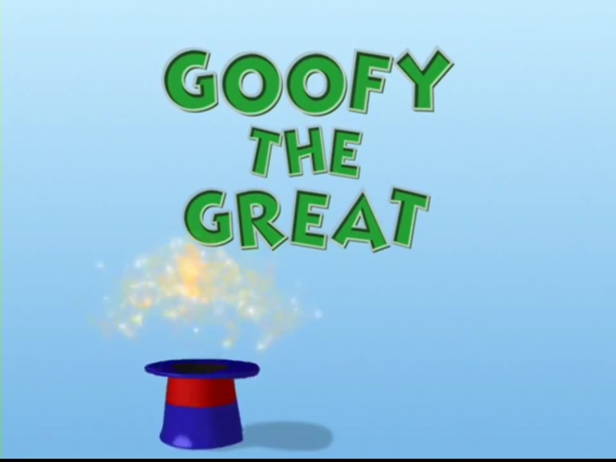 goofy the great disney wiki fandom powered by wikia