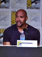 Henry Simmons SDCC