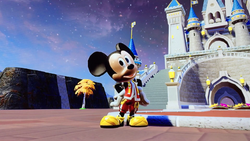 King Mickey Costume 02 - Disney Infinity 3.0