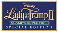 Lady and the Tramp 2 - 2011 Special Edition Logo