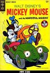 Mickey mouse comic 100