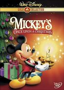 MickeysOnceUponAChristmas GoldCollection DVD
