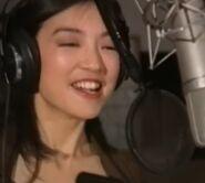 Ming-Na Wen behind the scenes Mulan