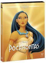 Pocahontas DVD México