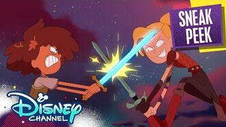 Season 2 Sneak Peek Amphibia Disney Channel