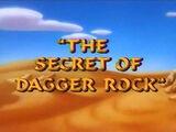 The Secret of Dagger Rock