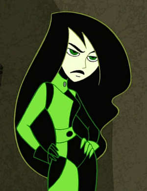 Image result for Shego (Kim Possible)