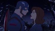 Steve & Peggy Avengers Secret Wars 04