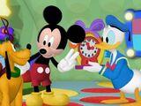 Mickey no País das Maravilhas