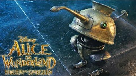 ALICE IM WUNDERLAND Hinter den Spiegeln - Meine Sekunden - Ab 26. Mai im Kino Disney HD