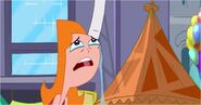 Capture Giant Candace crying giant Tears with her brothers