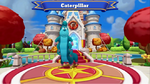 Caterpillar Disney Magic Kingdoms Welcome Screen