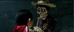 Coco Héctor comforts Miguel