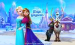 Disney Magic Kingdoms - Frozen splash screen