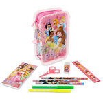 Disney Princess 2014 Zip-Up Stationary Kit 1st Version
