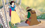 Disney Princess Snow White's Story Illustraition 4
