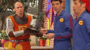 Imagination Movers Knight Time