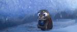 Judy menggigil