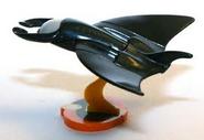 Manta Jet Figurine