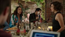 Once Upon a Time - 7x03 - The Garden of Forking Paths - Jacinda at Roni's