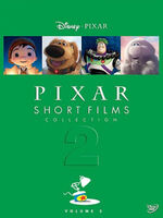 Pixar Short Films Collection - Volume 2 cover