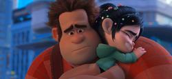 Ralph und Vanellope trennen sich