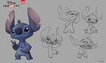 Stitch Disney INFINITY concept1