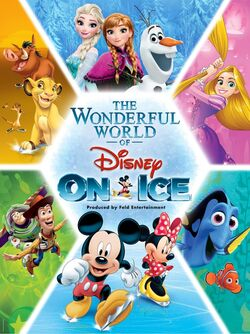 The-Wonderful-World-of-Disney-on-Ice-Poster