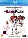 The Game Plan Blu-Ray + DVD