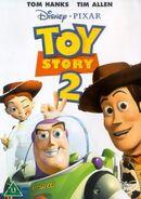 Toy story 2 uk dvd