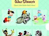 Walt Disney's Classic Little Golden Book Library