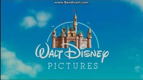 Walt Disney Pictures (Chicken Little Variant)